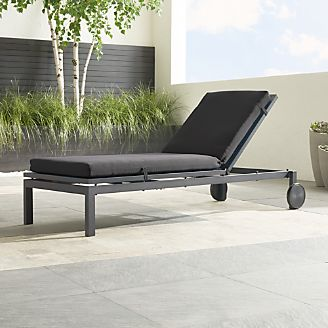 Outdoor Patio Lounge Furniture Crate And Barrel - Outdoor lounge furniture