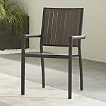 Alfresco II Grey Dining Arm Chair