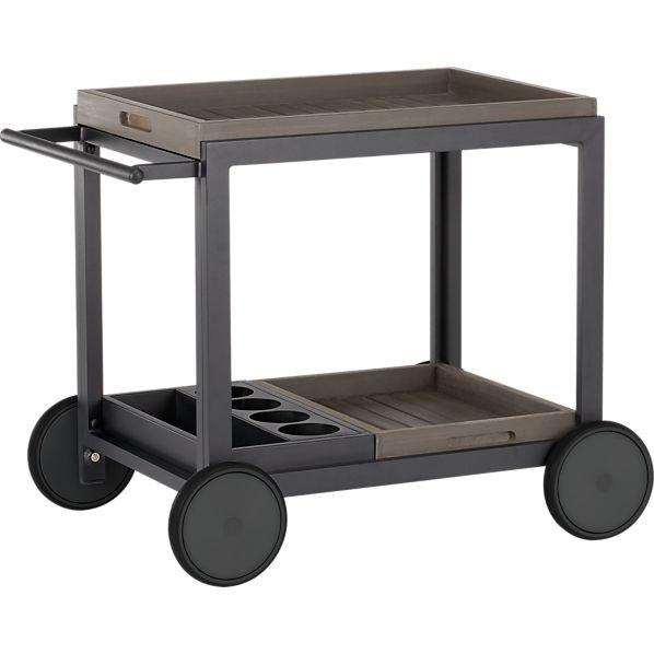 Alfresco Grey Cart