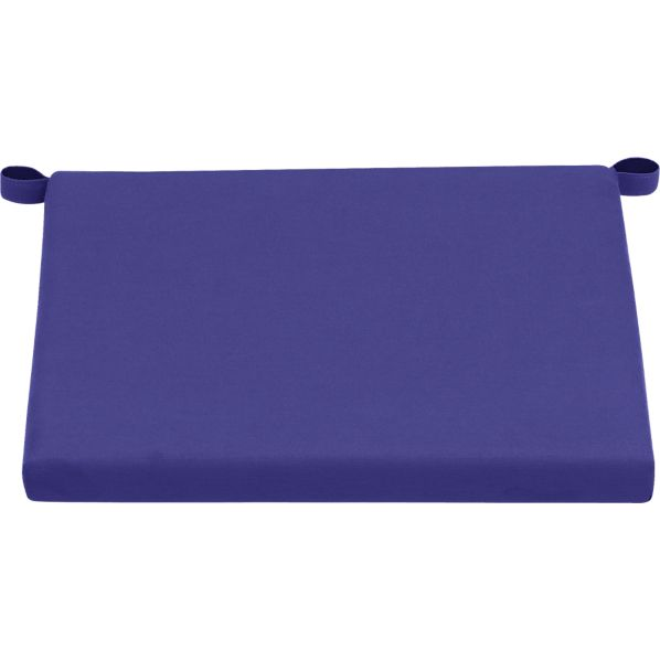 Alfresco Sunbrella ® Marine Lounge Chair Cushion