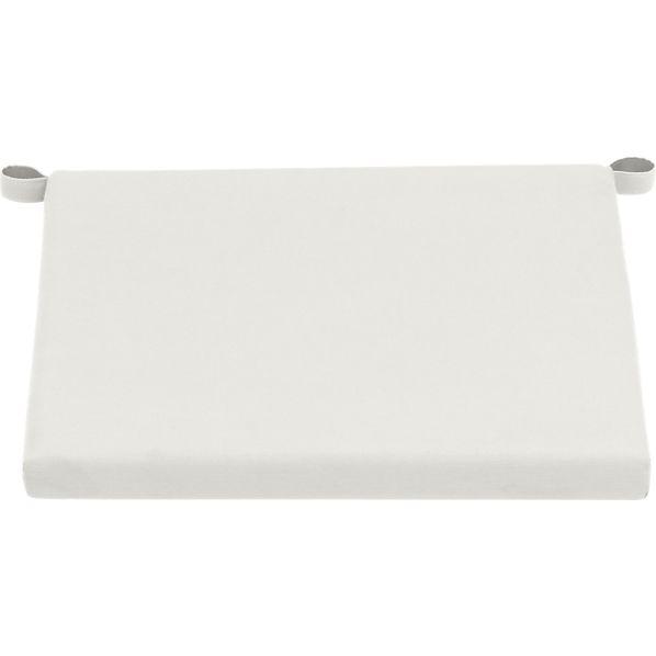 Alfresco Sunbrella ® White Sand Lounge Chair Cushion