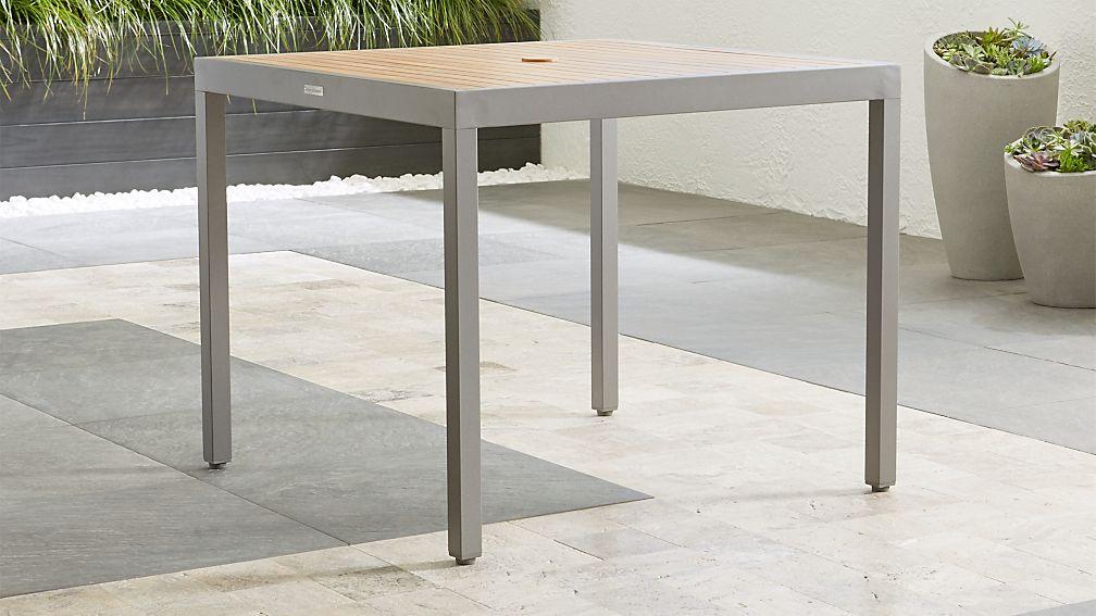 Alfresco Natural Café Table ...