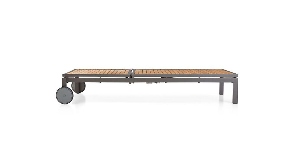 Alfresco Natural Chaise Lounge