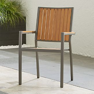 Alfresco Natural Dining Chair