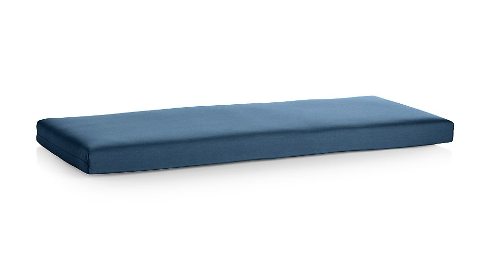 Alfresco Sapphire Sunbrella ® Sofa Cushion - Image 1 of 2