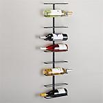 Align Wall-Mounted Wine Rack