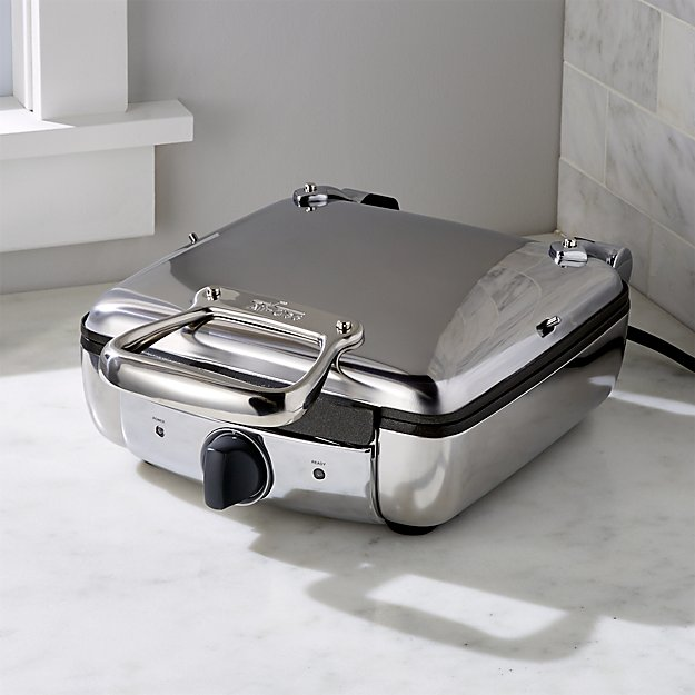 All Clad Belgian Waffle Maker 4 Slice Reviews Crate