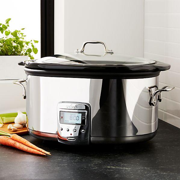 All-Clad ® 6.5 qt. Slow Cooker
