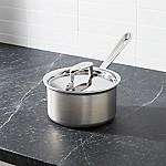 All-Clad ® d5 ® 1.5 qt. Saucepan with Lid