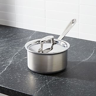 All-Clad ® d5 ® 1.5 qt. Saucepan with Lid