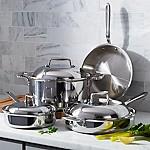 All-Clad ® d7 7-Piece Cookware Set with Bonus