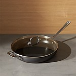 All-Clad ® HA1 Hard-Anodized Non-Stick 12  Fry Pan with Lid