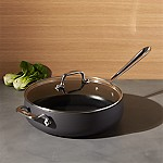 All-Clad ® HA1 Hard-Anodized Non-Stick 4-Qt. Sauté Pan with Lid