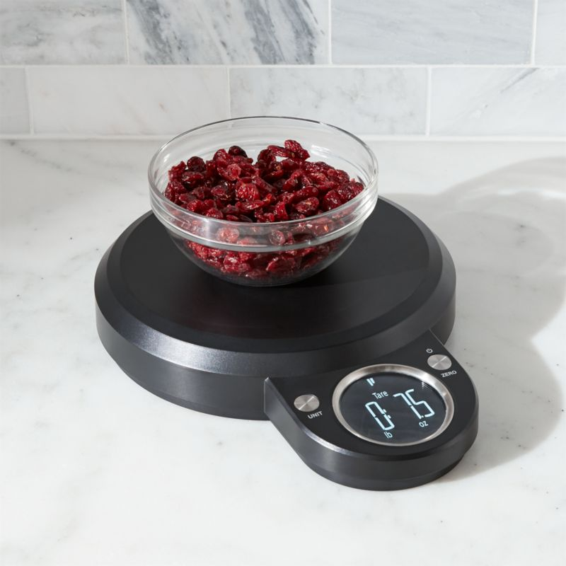 All Clad Digital Food Scale Reviews Crate And Barrel