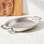 All-Clad © Oval Au Gratin Dish
