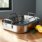All-Clad ® Stainless Steel Roaster with Rack
