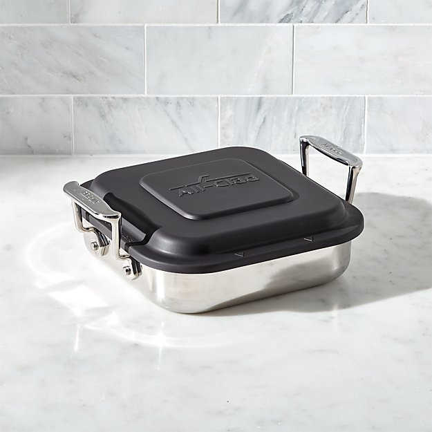 All Clad ® Square Baker with Lid