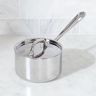 All-Clad ® Tri-Ply 1.5-Qt. Saucepan