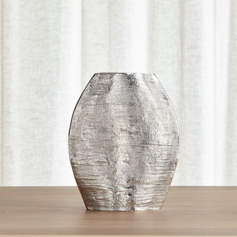 Allegra Short Vase Reviews Crate And Barrel