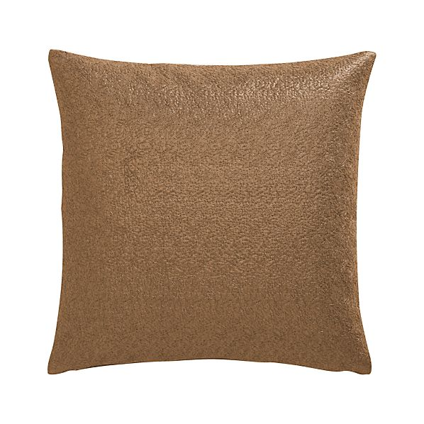 "Allegro Copper 18"" Pillow"