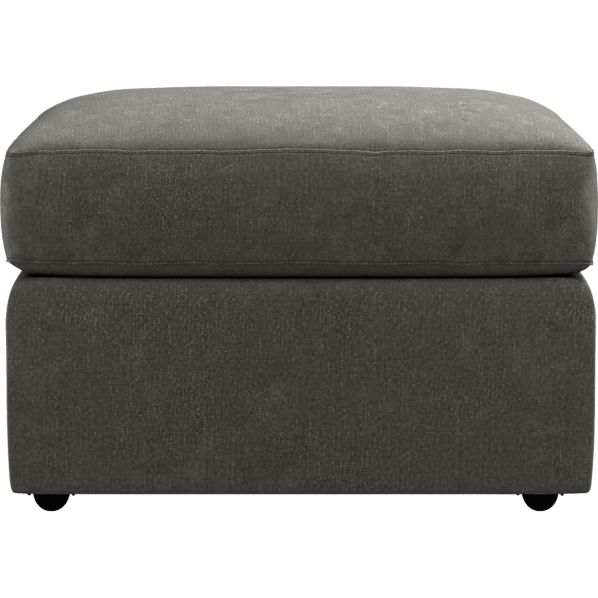 Allerton Ottoman With Casters