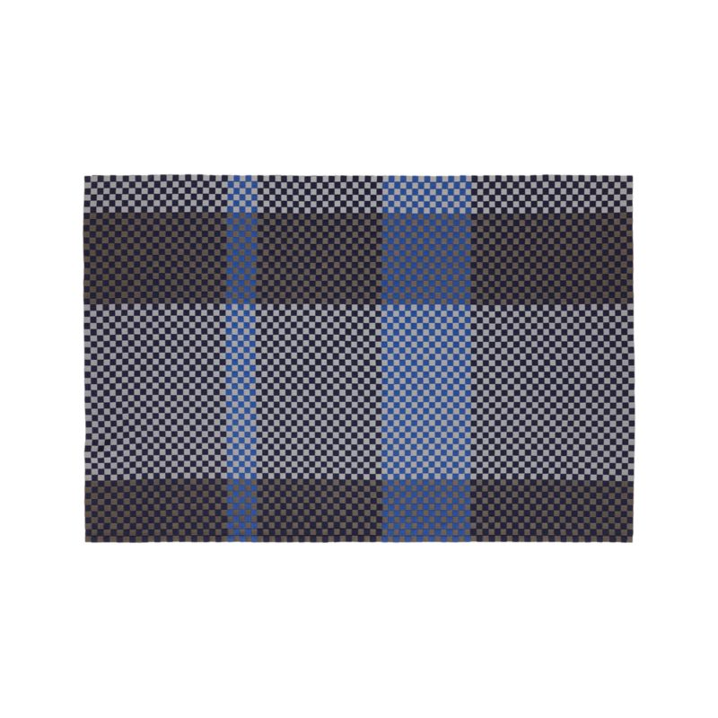 Allta Blue Indoor Outdoor 6 X9 Rug Reviews Crate And