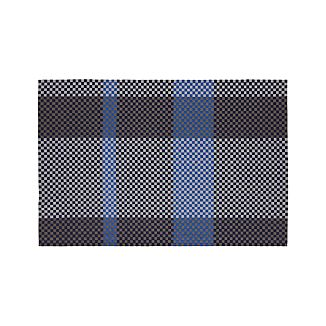 Allta Blue Indoor/Outdoor 6'x9' Rug