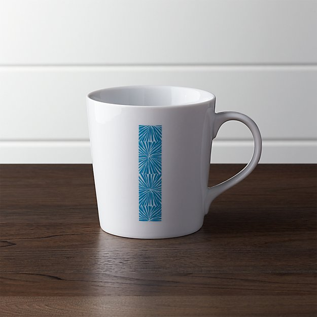 Alphabet L Mug