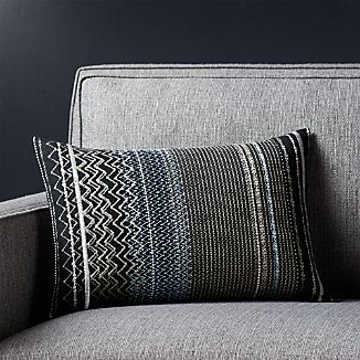 "Alto 18""x12"" Pillow with Down-Alternative Insert"