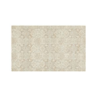 Alvarez Cream Wool-Blend 5'x8' Rug
