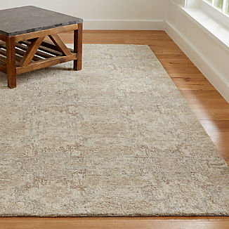 Alvarez Cream Hand Tufted Rug