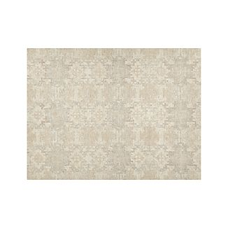 Alvarez Cream Wool-Blend 9'x12' Rug