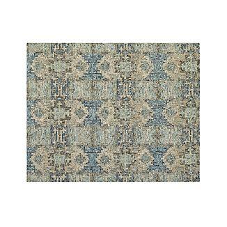 Alvarez Mineral Blue Wool-Blend 8'x10' Rug