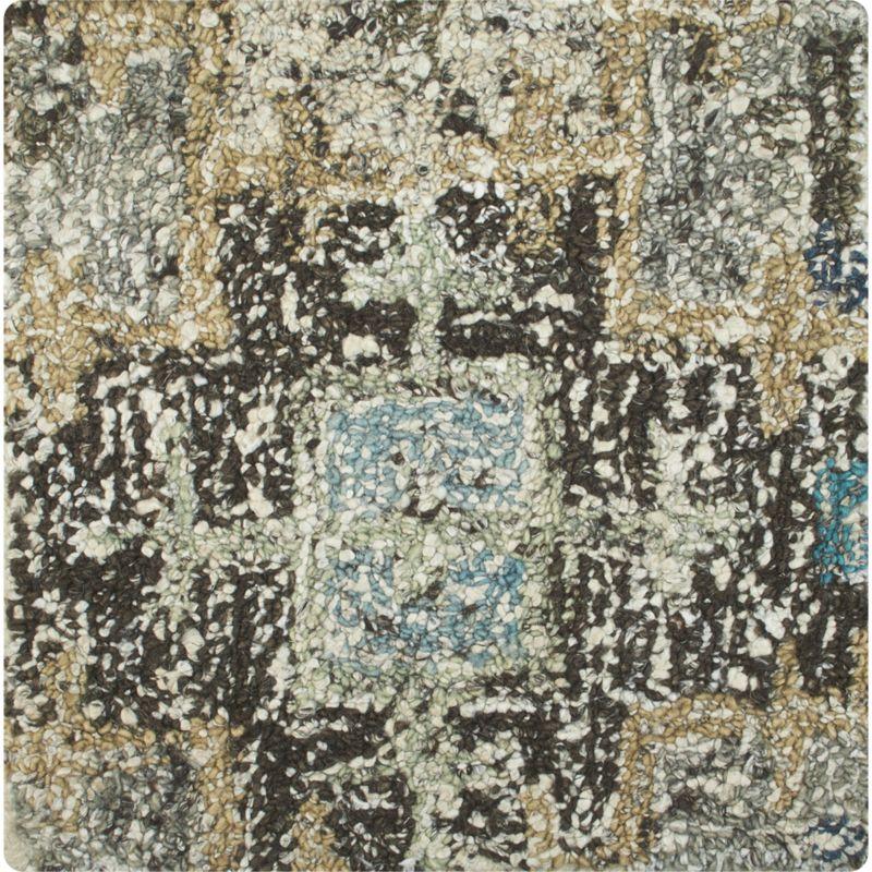 Alvarez Mineral Blue Wool Blend 12 Quot X18 Quot Rug Swatch