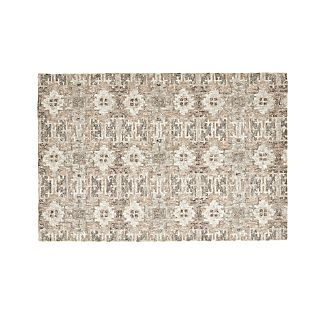 Alvarez Natural Wool-Blend 6'x9' Rug