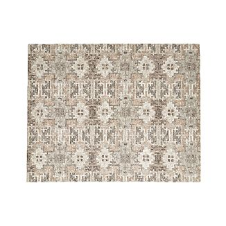 Alvarez Natural Wool-Blend 8'x10' Rug