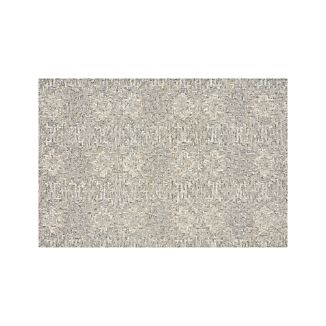 Alvarez Grey Hand Tufted Rug 6'x9'