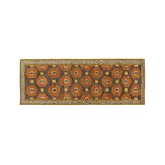 Alvy Autumn Wool-Blend 2.5'x7' Rug Runner