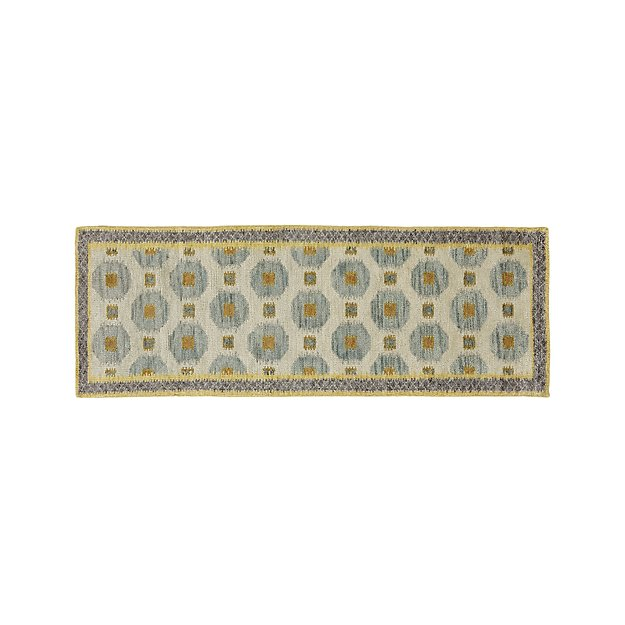 Alvy Spring Wool-Blend 2.5'x7' Rug
