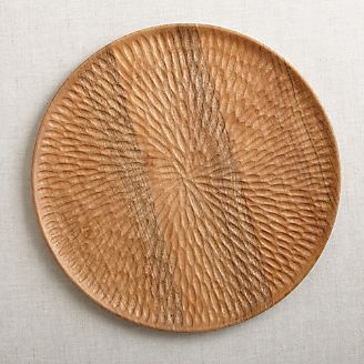 Amari Acacia Wood Platter
