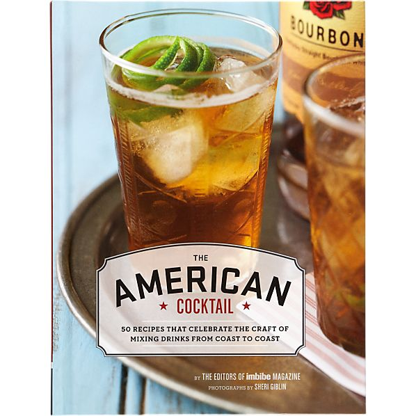 """The American Cocktail"""