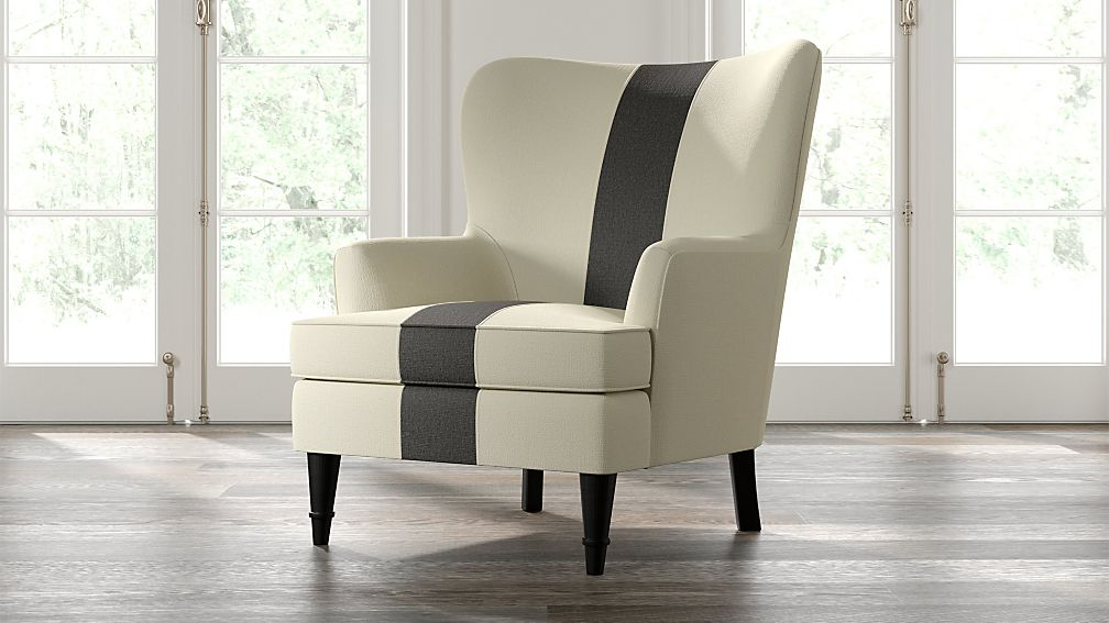 Amherst Striped Chair - Image 1 of 12