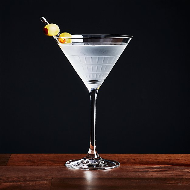 Ana Martini Glass