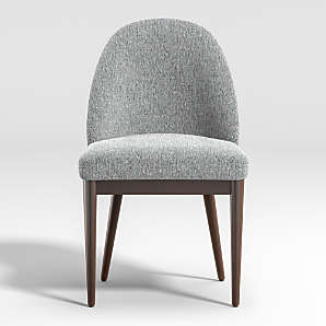 Curved Dining Chairs Crate And Barrel