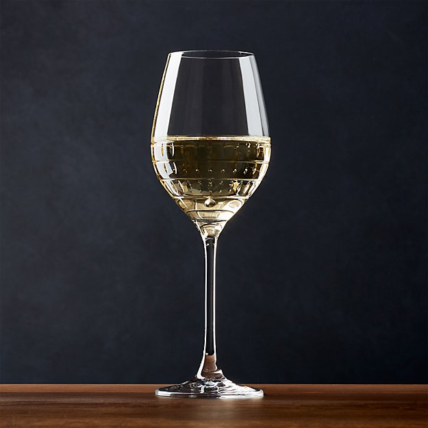 Ana 12 oz. White Wine Glass - Image 1 of 5