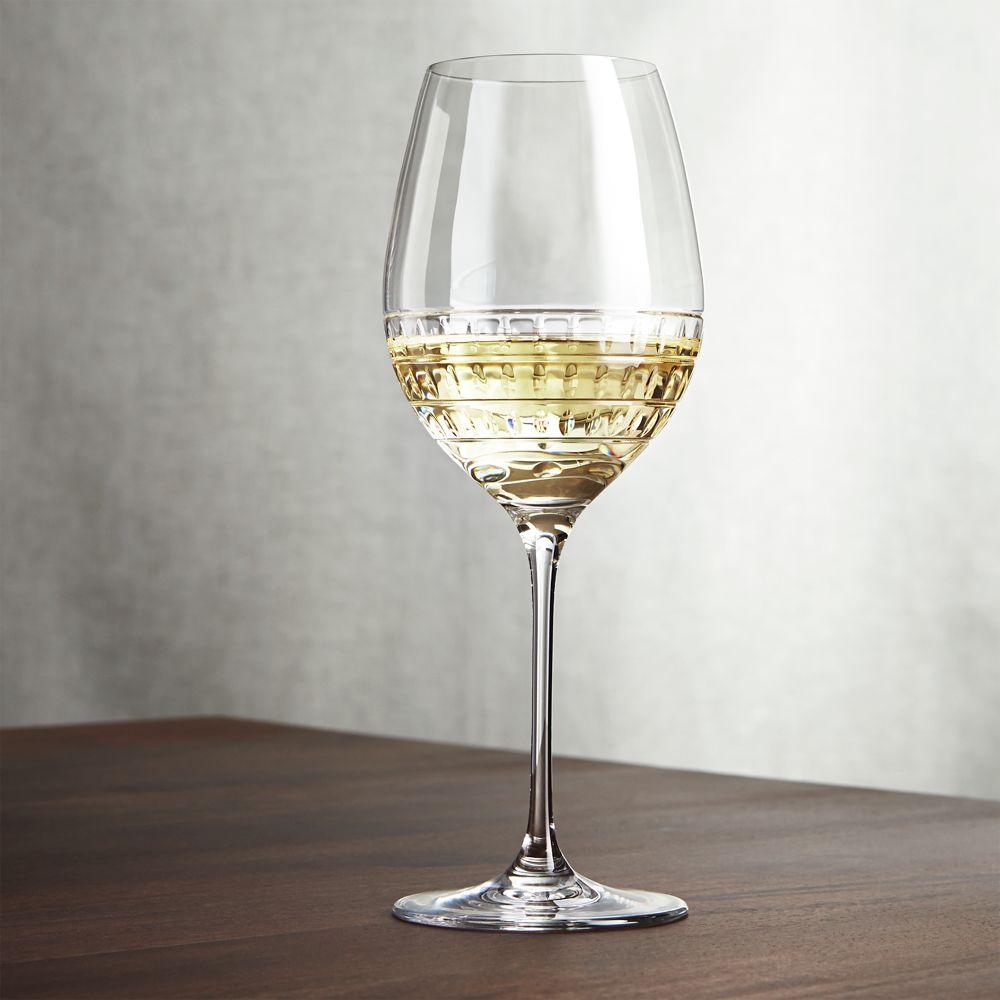 Ana Wine Glass - Crate and Barrel
