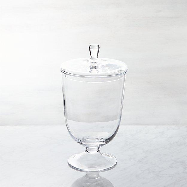 Anastasia Small Covered Jar