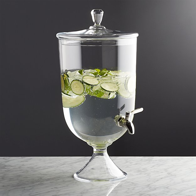 Anastasia 2 Gallon Drink Dispenser - Image 1 of 3