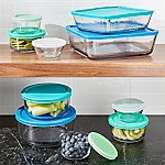 Anchor Hocking ® 20-Piece Glass Storage Set