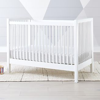 Andersen Ii White Crib